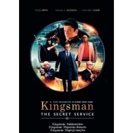 Kingsman: Salateenistus / Kingsman: The Secret Service [DVD]