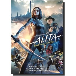Alita: Sõjaingel | Alita - Battle Angel [DVD]