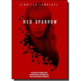 Punane varblane / Red Sparrow [DVD]
