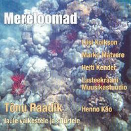 Mereloomad [CD]