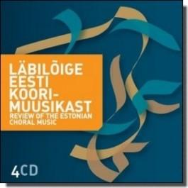 Läbilõige Eesti koorimuusikast [4CD]