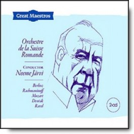 Great Maestros: Berlioz. Rachmaninoff. Mozart. Dvorak. Ravel [2CD]
