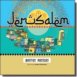 Jerusalem [CD]