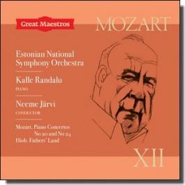 Great Maestros XII: Mozart. Piano Concertos No 20 & 24 | Hiob. Fathers' Land [CD]