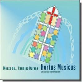 Messe De... Carmina Burana [CD]