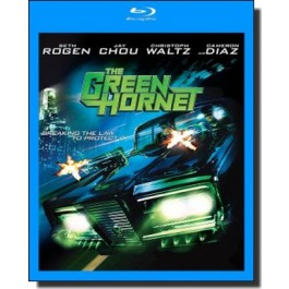 Roheline vapsik | The Green Hornet [Blu-ray]