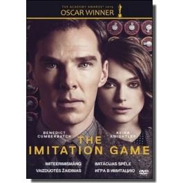 Imiteerimismäng | The Imitation Game [DVD]