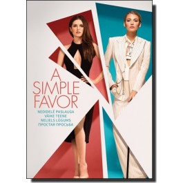 Väike teene | A Simple Favor [DVD]