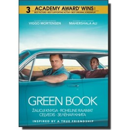 Roheline raamat | Green Book [DVD]