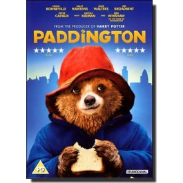 Paddingtoni seiklused [DVD]