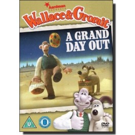 Wallace and Gromit: A Grand Day Out [DVD]
