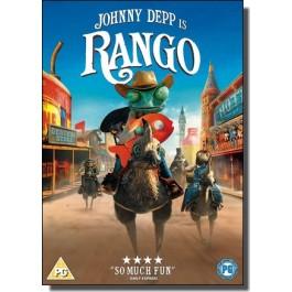 Rango [DVD]