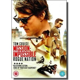 Mission: Impossible 5 - Rogue Nation [DVD]