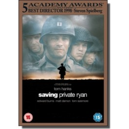 Saving Private Ryan [DVD]