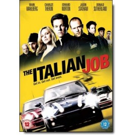 The Italian Job [DVD]