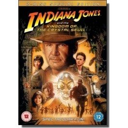 Indiana Jones and the Kingdom of the Crystal Skull [2DVD]
