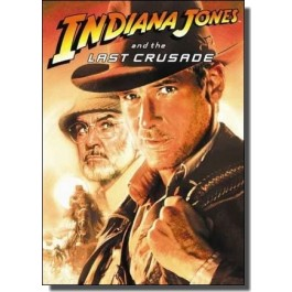 Indiana Jones and the Last Crusade [DVD]