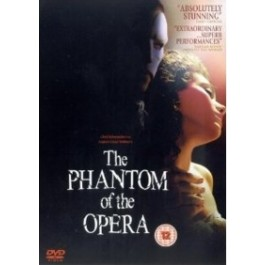 The Phantom of the Opera [2DVD]