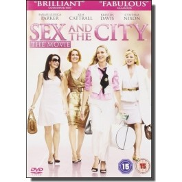 Sex and the City: The Movie [DVD]