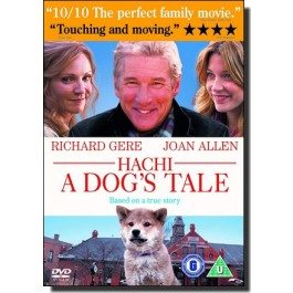 Hachi: A Dog's Tale [DVD]