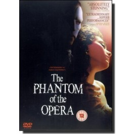 The Phantom of the Opera [DVD]