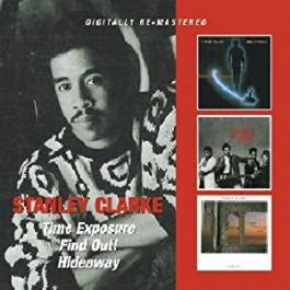 Time Exposure / Find Out / Hideaway [CD]