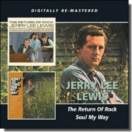 The Return of Rock / Soul My Way [CD]
