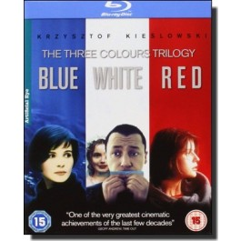 The Three Colours Trilogy [3Blu-ray]