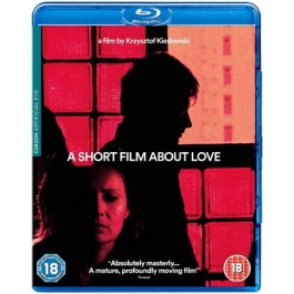 Krótki film o milosci | A Short Film About Love [Blu-ray]