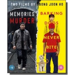 Memories of Murder + Barking Dogs Never Bite [2x Blu-ray]