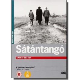 Satantango | Sátántangó [3x DVD]