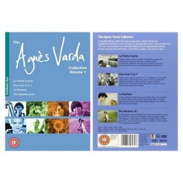 The Agnès Varda Collection: Volume 1 [4DVD]