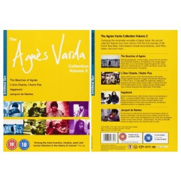 The Agnès Varda Collection: Volume 2 [4DVD]