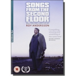Songs from the Second Floor | Sånger från andra våningen [DVD]