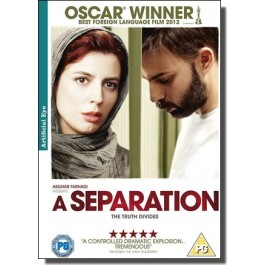 A Separation | Jodaeiye Nader az Simin [DVD]