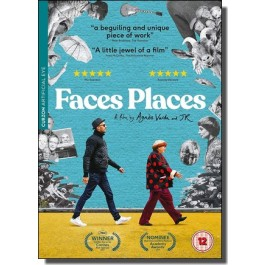 Visages villages | Faces Places [DVD]