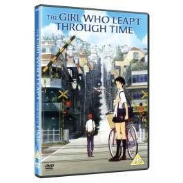 The Girl Who Leapt Through Time [DVD]