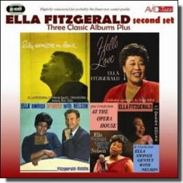 Three Classic Albums Plus [2CD]