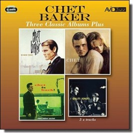 Three Classic Albums Plus (In New York / Chet / Chet Is Back) [2CD]
