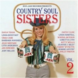 Country Soul Sisters 2: Women In Country Music 1956-79 [CD]