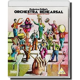 Orchestra Rehearsal | Prova d'orchestra [Blu-ray]