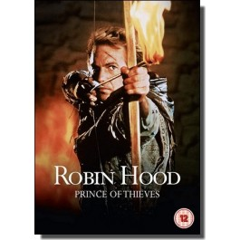 Robin Hood: Prince of Thieves [DVD]