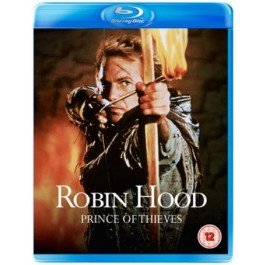 Robin Hood: Prince of Thieves [Blu-ray]
