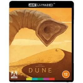 Dune [4K Ultra HD + Blu-ray]