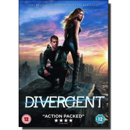 Divergent [DVD]