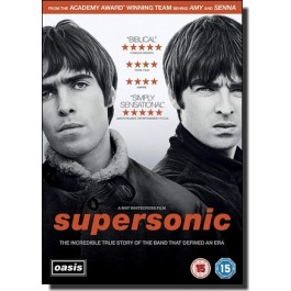 Supersonic [DVD]