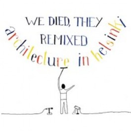 We Died They Remixed [CD]