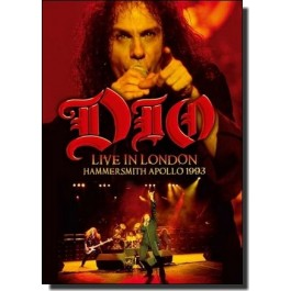 Live In London: Hammersmith Apollo 1993 [DVD]