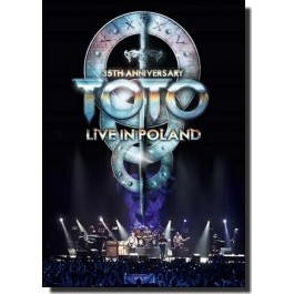35th Anniversary Tour - Live In Poland [DVD]