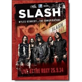 Live At The Roxy 25.9.14 [DVD]